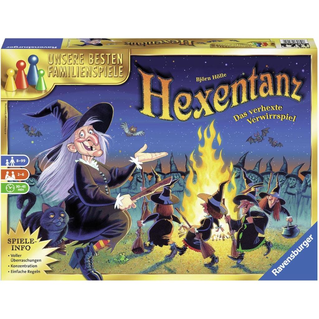 Ravensburger Spiel »Hexentanz«, Made in Europe, FSC® - schützt Wald - weltweit