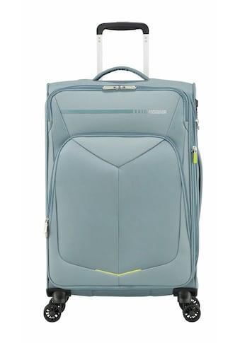 American Tourister® Weichgepäck-Trolley »Summerfunk, 68 cm«, 4 Rollen, mit Volumenerweiterung kaufen