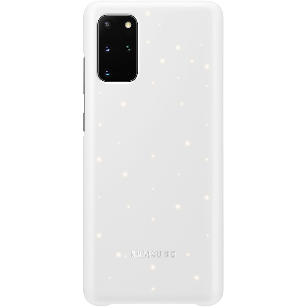 Samsung Smartphone-Hülle »Clear View Cover EF-KG985«, Galaxy S20+