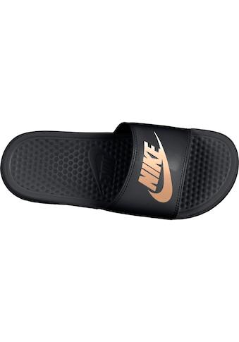 Nike Sportswear Badesandale »WMNS BENASSI JDI« kaufen