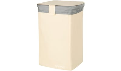 SPIRELLA Wäschesammler »Classic L mi«, mit herausnehmbarem Wäschesack  -  50 Liter  -  Weiß kaufen