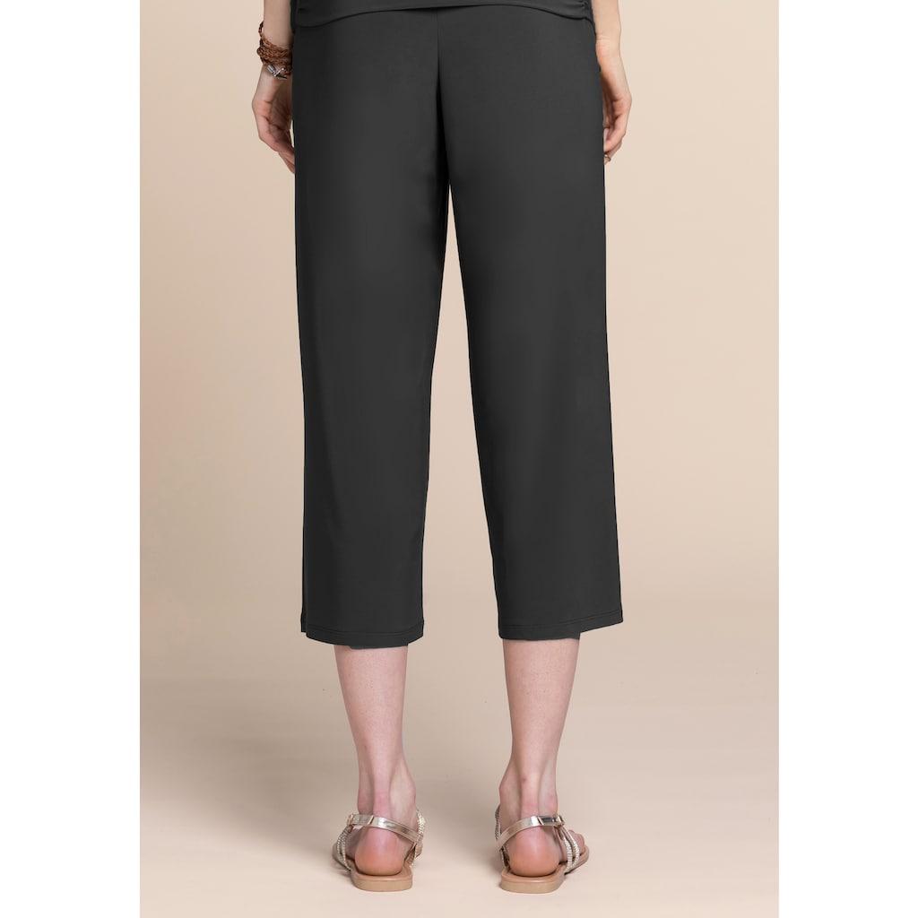 bianca Culotte »PARIGI«, in der aktuellen Trendfarbe mit Bindegürtel