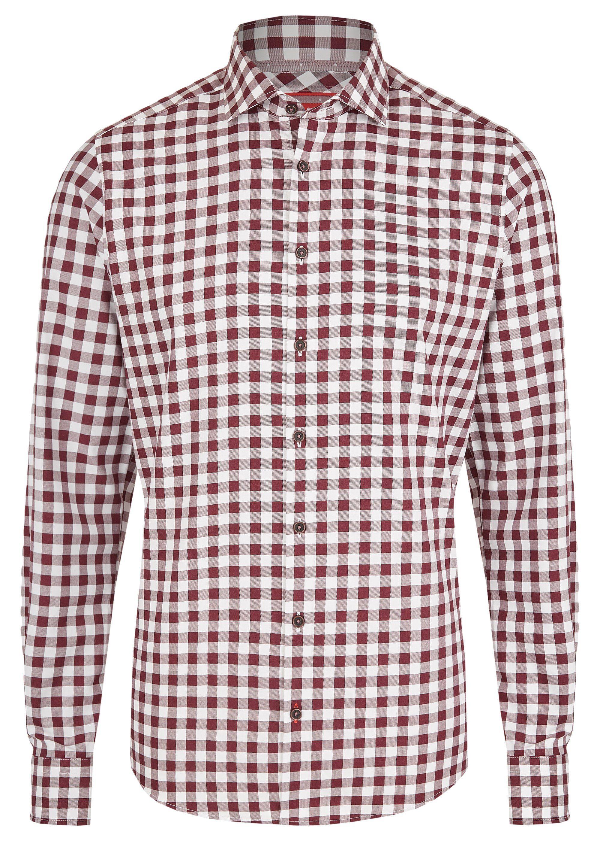 Pure Freizeithemd | Bekleidung > Hemden > Freizeithemden | Rot | Jeans - Baumwolle | PURE