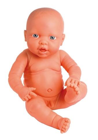 Bayer Babypuppe »Newborn Baby Boy«, (1 tlg.) kaufen