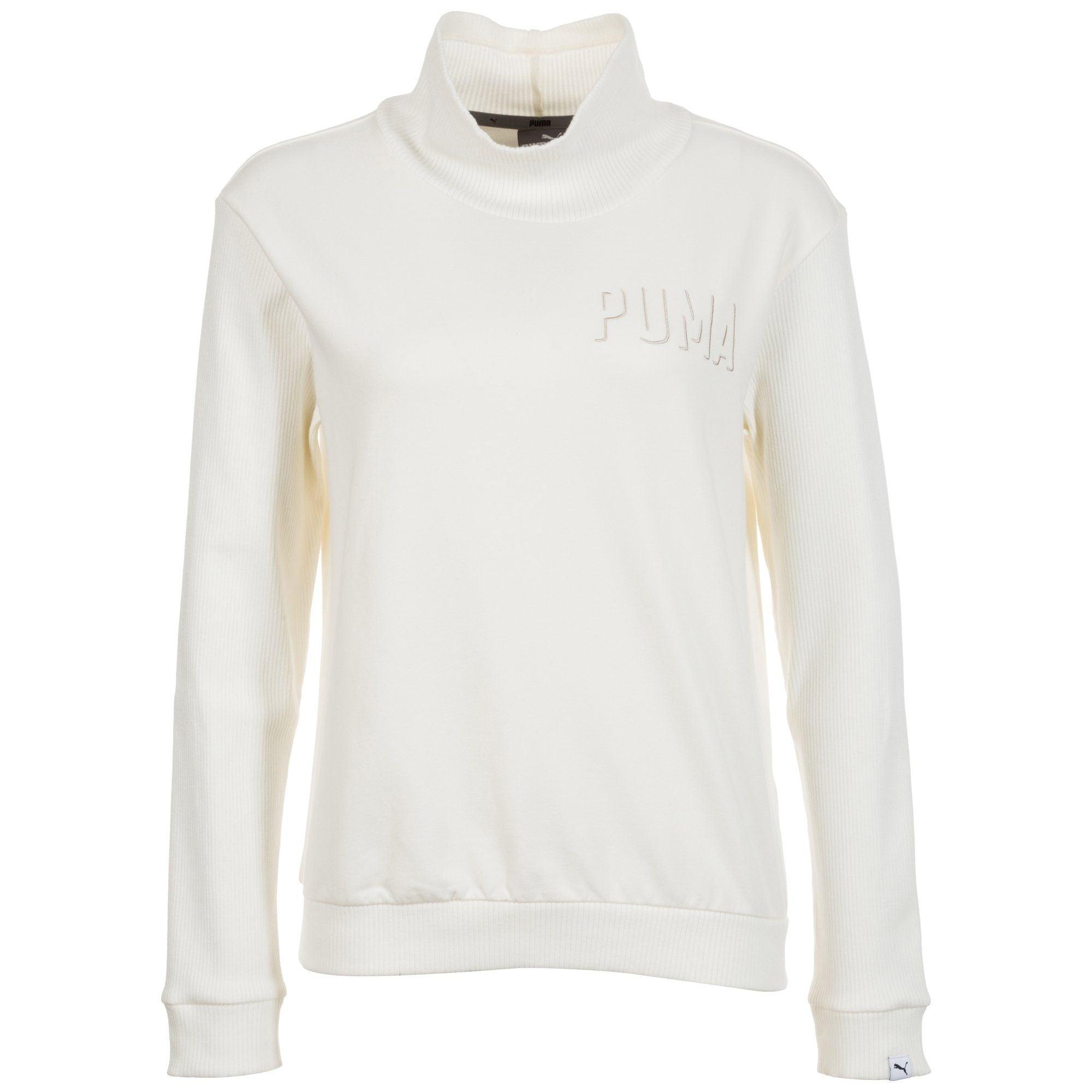 PUMA Sweatshirt »Fusion Turtleneck« für Damen | BAUR