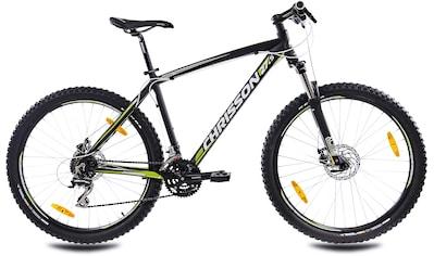 Chrisson Mountainbike »27,5ER«, 24 Gang Shimano Acera RD - M360 - SGS Schaltwerk, Kettenschaltung (1 - tlg.) kaufen