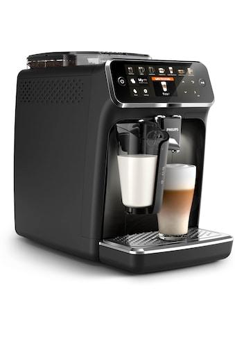 Philips Kaffeevollautomat »5400 Series EP5441/50 LatteGo«, mattschwarz kaufen