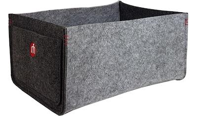 Franz Müller Flechtwaren Aufbewahrungsbox »Filzwerk« (1 Stück) kaufen
