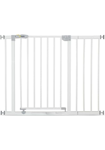 Hauck Türschutzgitter »Open N Stop inklusive 21cm Extension, weiß«, auch als... kaufen