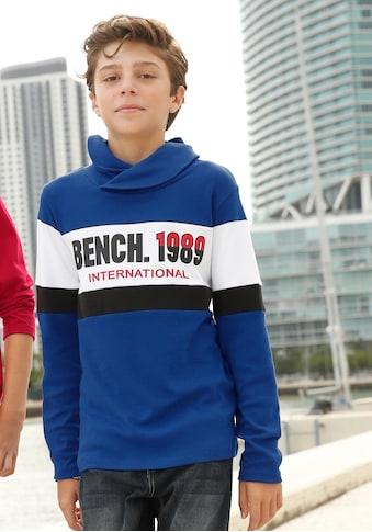 Bench. Langarmshirt »Interlockshirt« kaufen