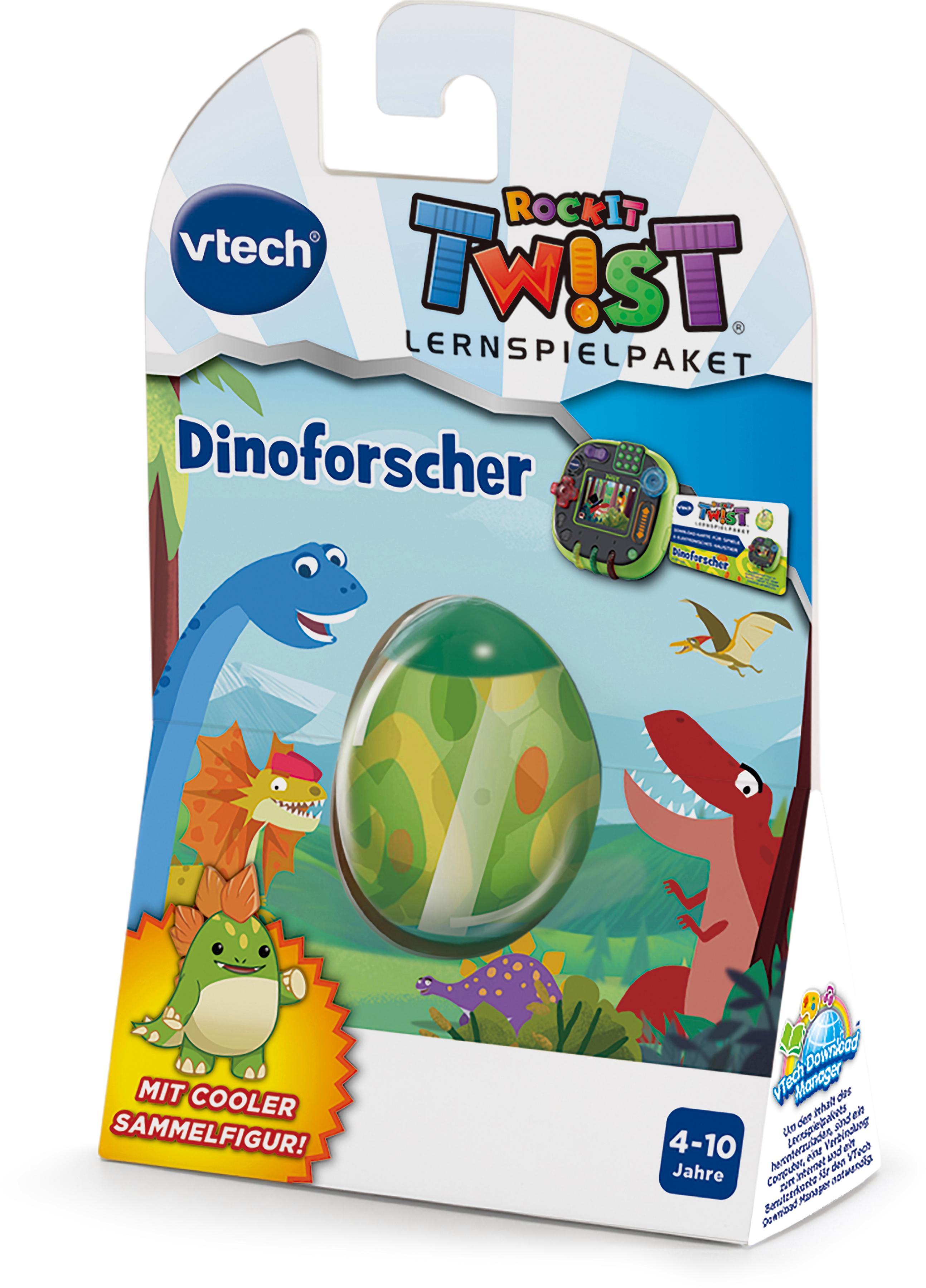 RockIt TWIST - Dinoforscher vtech bunt Kinder Kinder-Computer Lernspielzeug Computerspiel