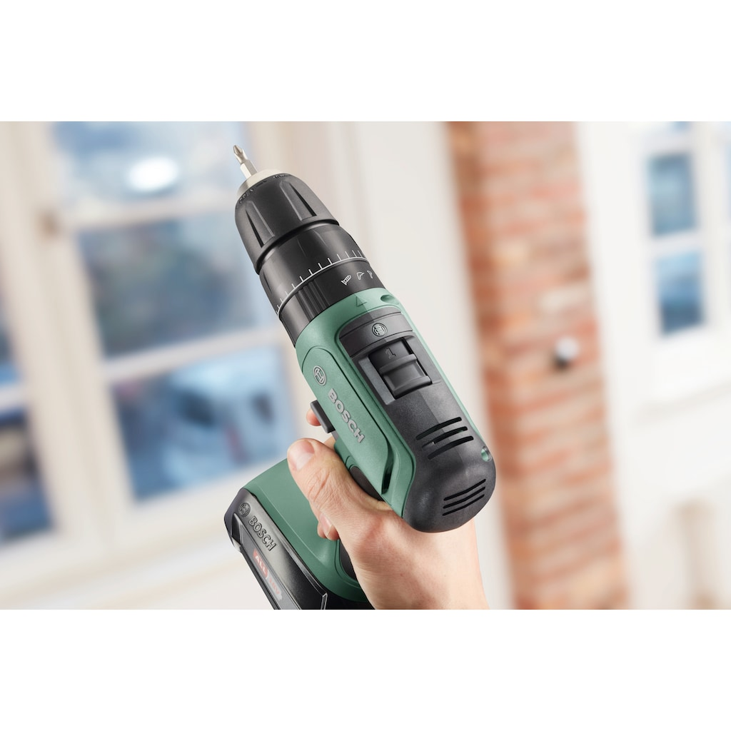 BOSCH Akku-Schlagbohrschrauber »UniversalImpact 18«