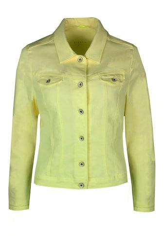 bianca Jeansjacke »JANNA«, in stylischen Farben kaufen