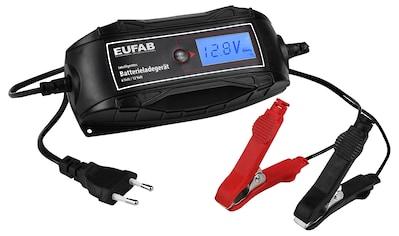 EUFAB Batterie-Ladegerät, 4000 mA, 6/12 V kaufen