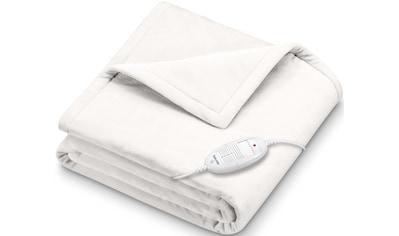 BEURER Heizdecke »HD 75 Cosy White«, 6 elektronisch geregelte Temperaturstufen kaufen