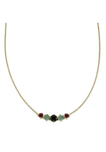 Zeeme Collier »925/ -  Sterling Silbervergoldet« kaufen