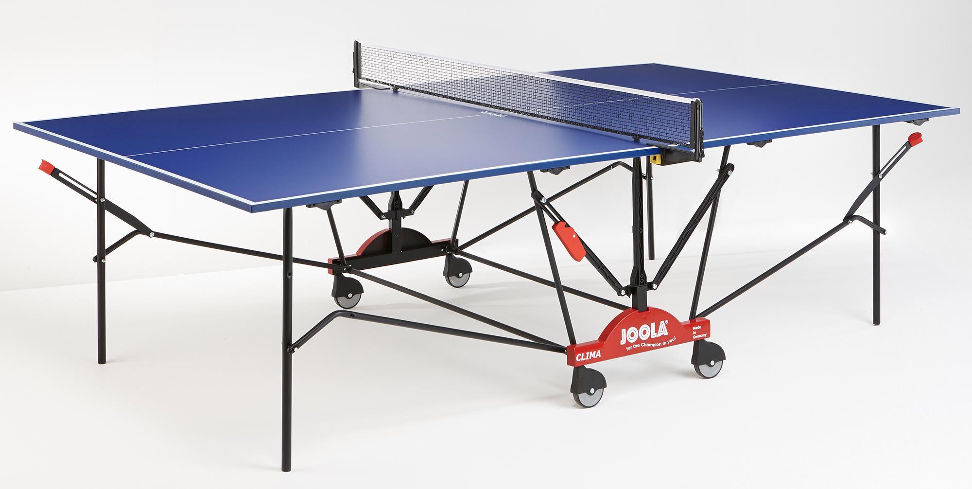 Joola Tischtennisplatte Clima Technik & Freizeit/Sport & Freizeit/Sportarten/Tischtennis/Tischtennis-Ausrüstung