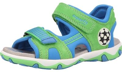 Superfit Sandale »Veloursleder/Textil« kaufen