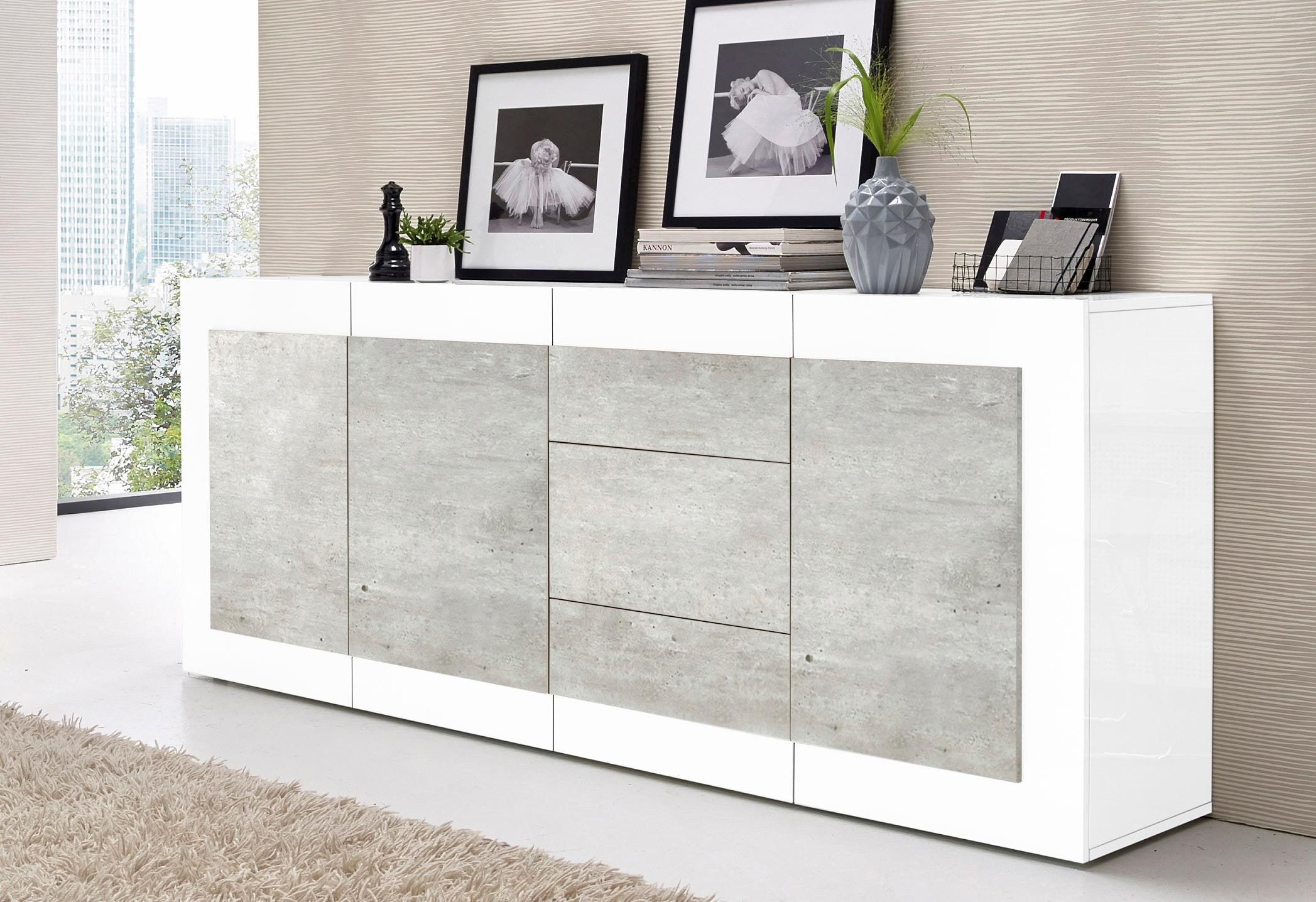 Tecnos Sideboard Breite 200 cm