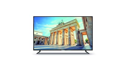 "Nordmende LED-Fernseher »Wegavision UHD49A«, 124 cm/49 "", 4K Ultra HD, Smart-TV kaufen"