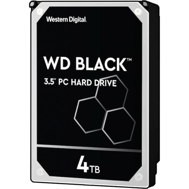 Western Digital »WD Black« HDD-Desktop-Festplatte 3,5 ''