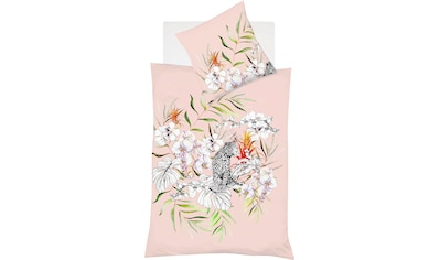 fleuresse Wendebettwäsche »Bed Art S«, mit royaler Raubkatze kaufen