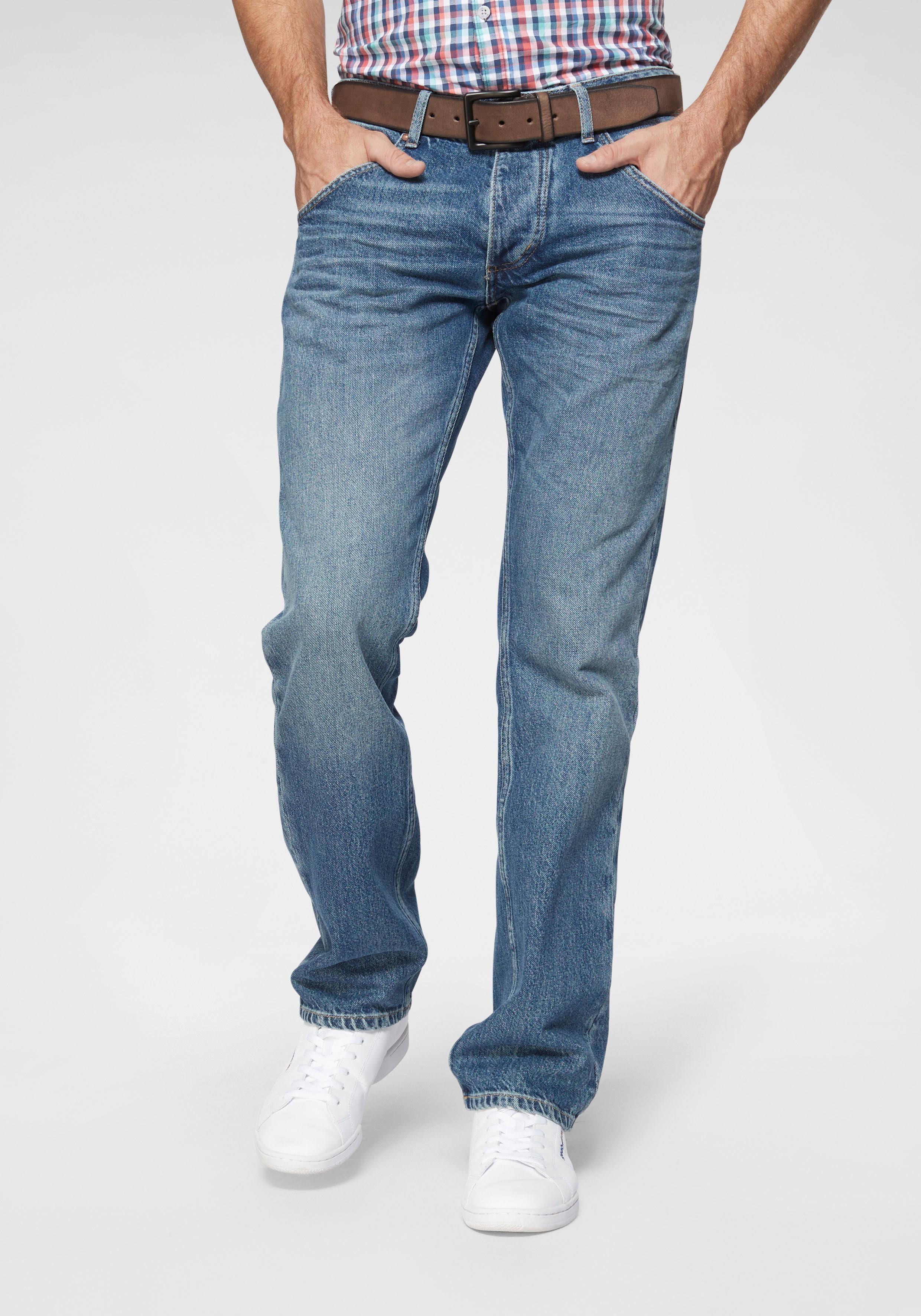 MUSTANG Straight-Jeans Michigan   Bekleidung > Jeans > Straight Leg Jeans   mustang
