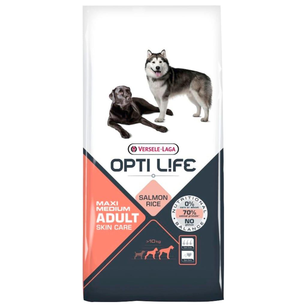 Bento Kronen Trockenfutter »Opti Life Adult Skin Care Medium&Maxi«, (1), 12,5 kg