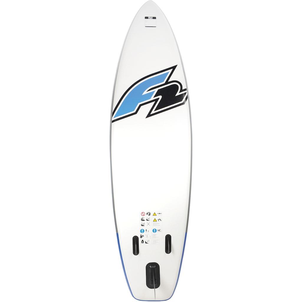 F2 Inflatable SUP-Board »F2 Mono«, (Set, 5 tlg.)