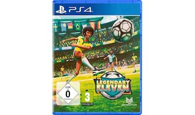 PlayStation 4 Spiel »Legendary Eleven«, PlayStation 4 kaufen