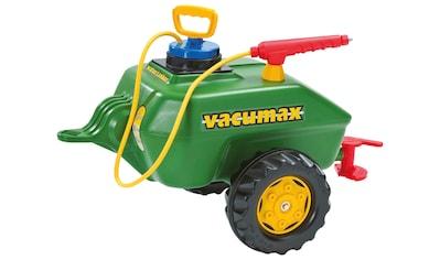 ROLLY TOYS Kinderfahrzeug - Anhänger »Vacumax«, Tanker für Trettraktoren kaufen