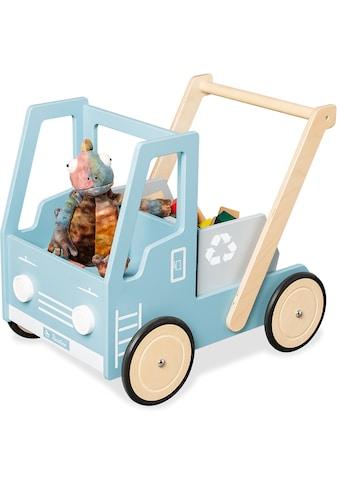 Pinolino® Lauflernwagen »Kipplaster Fred« kaufen