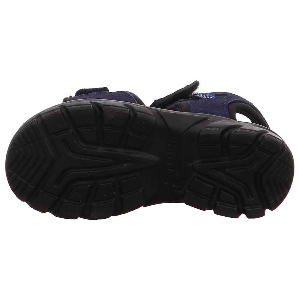 Superfit Sandale »Scorpius«, WMS: Weiten-Meßsystem: mittel