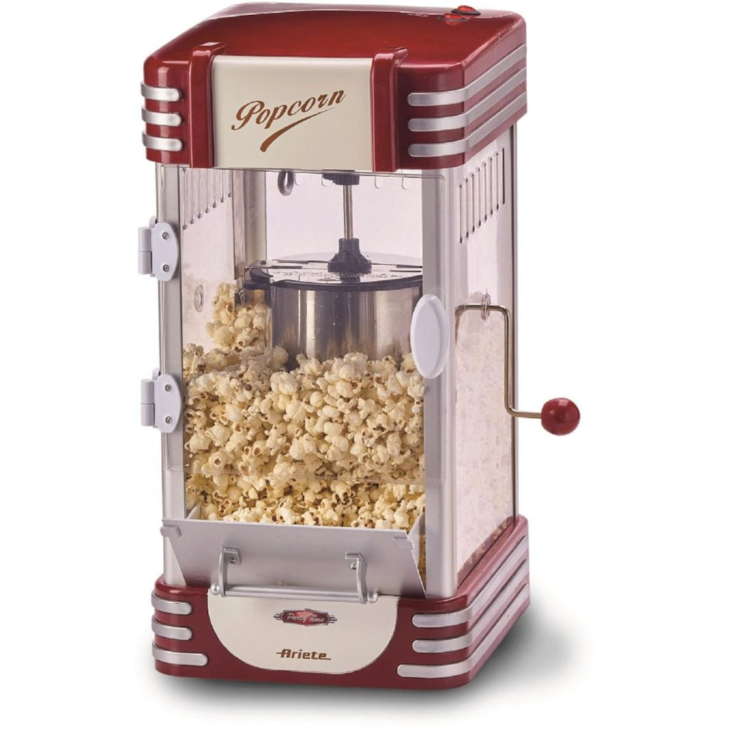 Ariete Popcornmaschine »2953 XL Party Time«, mit Innenraumbeleuchtung