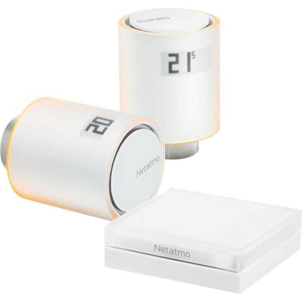 Netatmo Smartes Heizkörperthermostat »Starterpaket«
