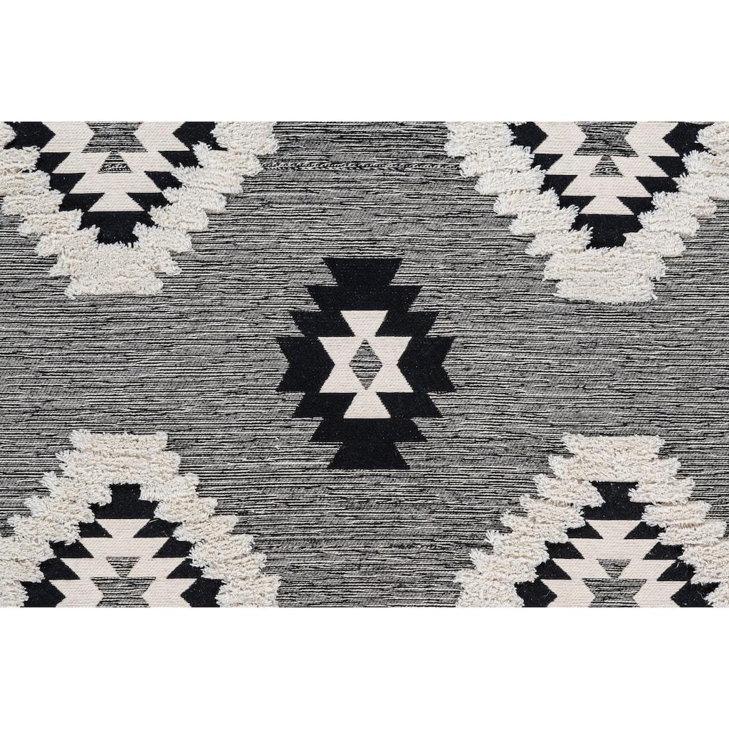 Arte Espina Teppich »Ethnie 400«, rechteckig, 10 mm Höhe, Wohnzimmer