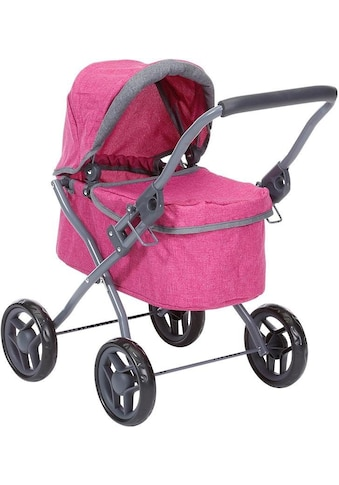 Knorrtoys® Puppenwagen »Mini Lili, berry« kaufen