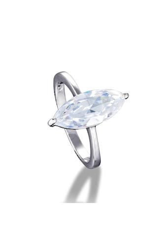 MONA MON'AMOUR Ring »925/ -  Sterling Silber rhodiniert mit funkelnden Zi« kaufen