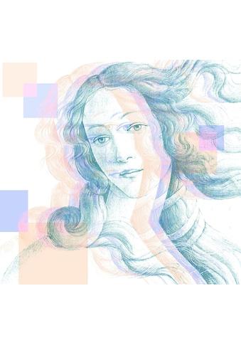 Komar Fototapete »Venus«, bedruckt-Comic-Retro-mehrfarbig, BxH: 300x280 cm kaufen