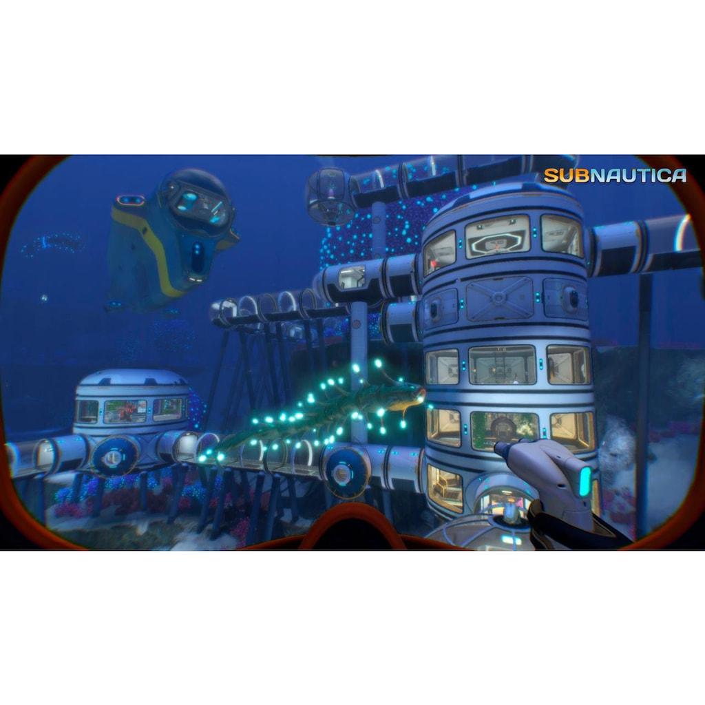 U&I Entertainment Spiel »Subnautica«, PlayStation 4