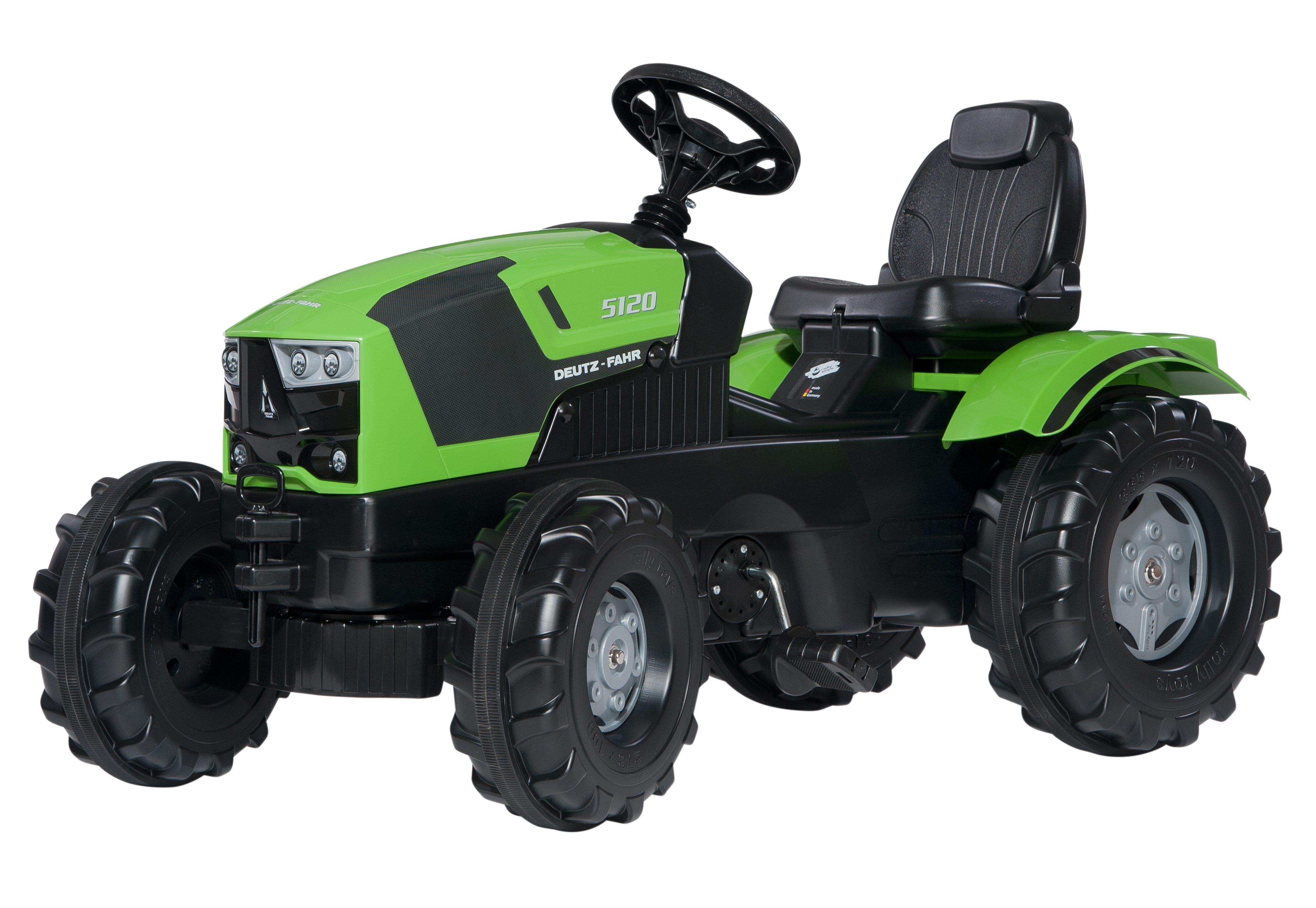rolly toys® Trettraktor  rollyFarmtrac Deutz-Fahr 5120  Preisvergleich