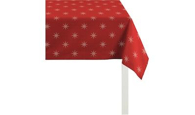 APELT Tischdecke »2607 Christmas Elegance, Jacquard«, (1 St.) kaufen