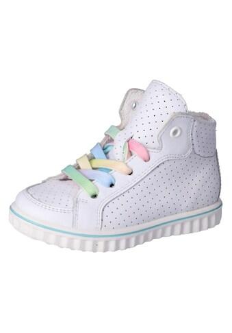 Ricosta Sneaker »Joyce mit Weiten Messsystem: mittel«, mit zusätzlichem... kaufen