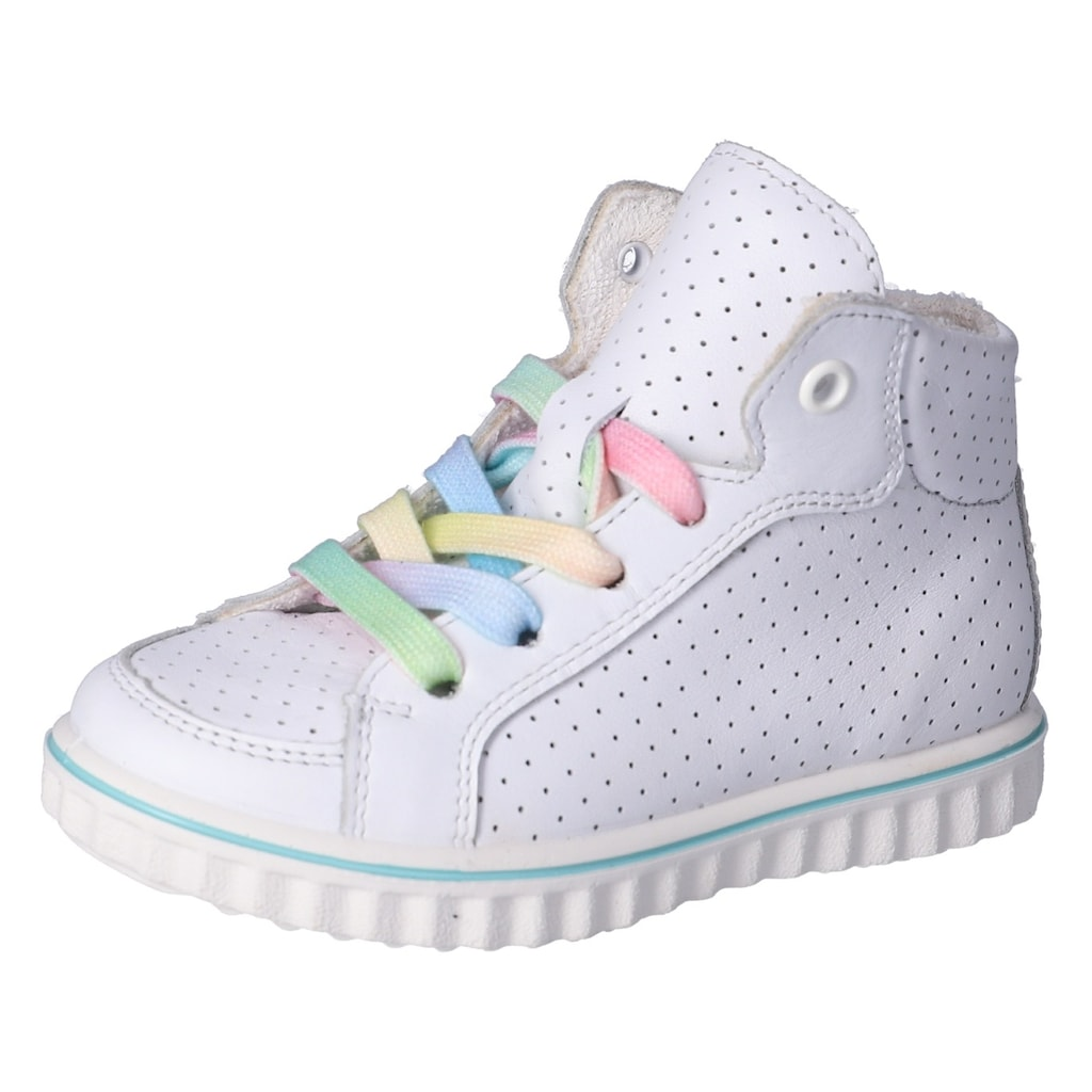 Ricosta Sneaker »Joyce mit Weiten Messsystem: mittel«, mit zusätzlichem Innenreißverschluss