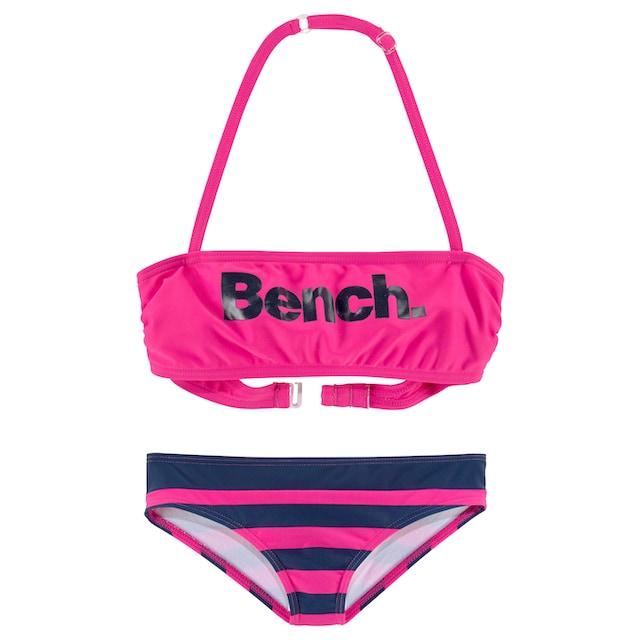 Bench. Bandeau-Bikini