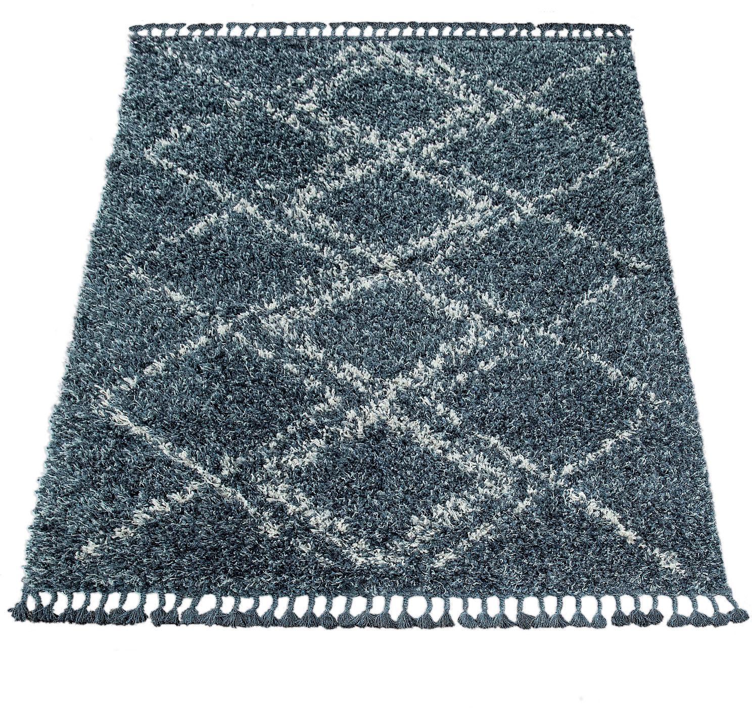 Teppich Nador 751 Paco Home rechteckig Höhe 55 mm maschinell gewebt