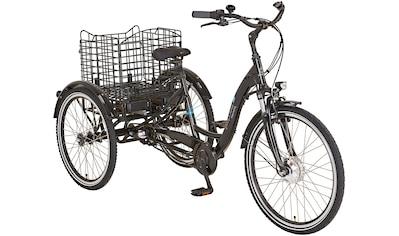 "Prophete E-Bike »CARGO 3R E-Bike 24""/26""«, 3 Gang, Shimano, Frontmotor 250 W kaufen"