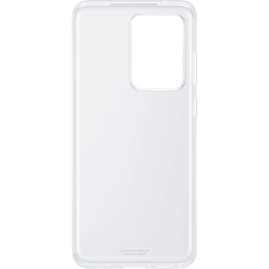Samsung Smartphone-Hülle »Clear Cover EF-QG988«, Galaxy S20 Ultra 5G