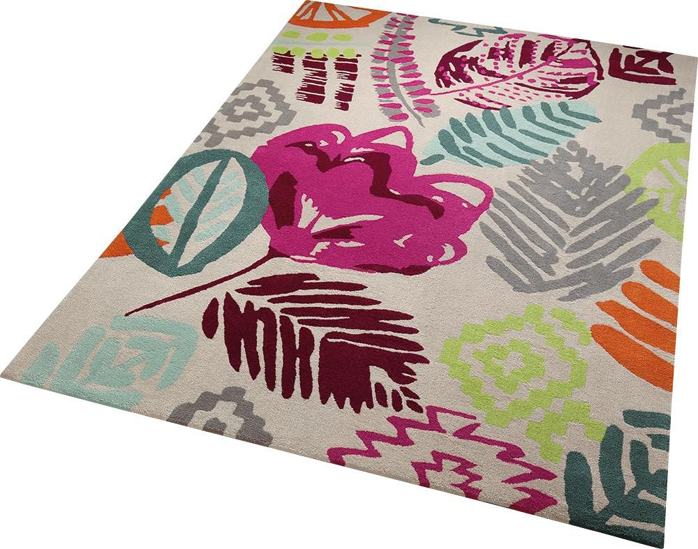 Teppich Tara Esprit rechteckig Höhe 10 mm handgetuftet
