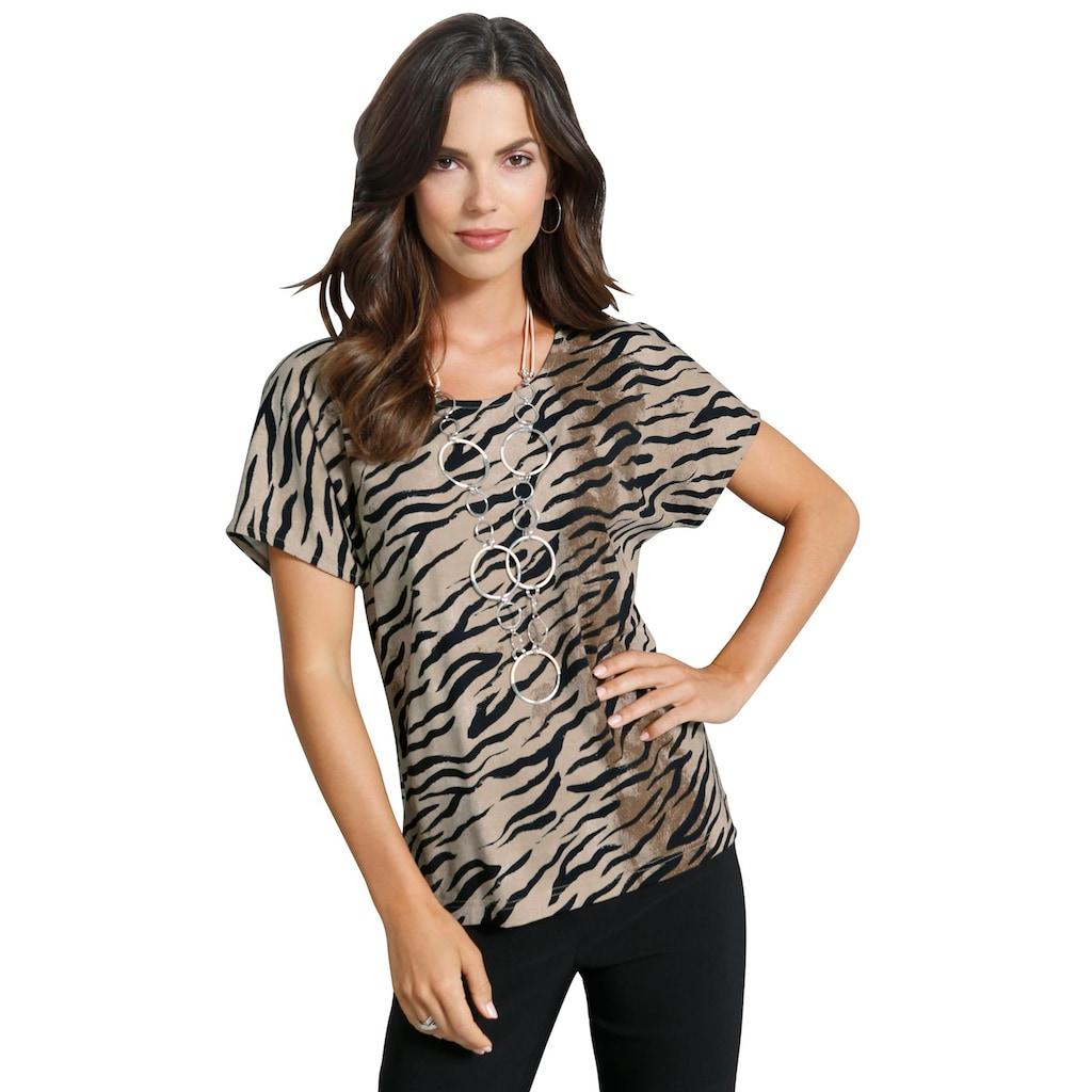 Lady Print-Shirt